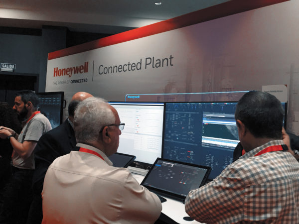 Honeywell Connected Plant