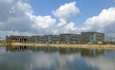 Электротехнический завод компании Eaton в Хенгело (Нидерланды)