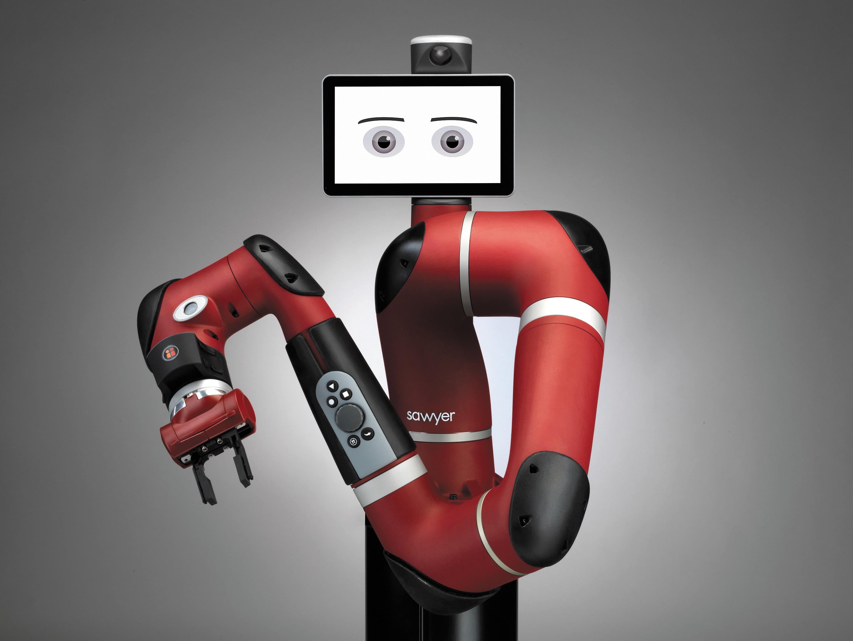 Робот-помощник Sawyer