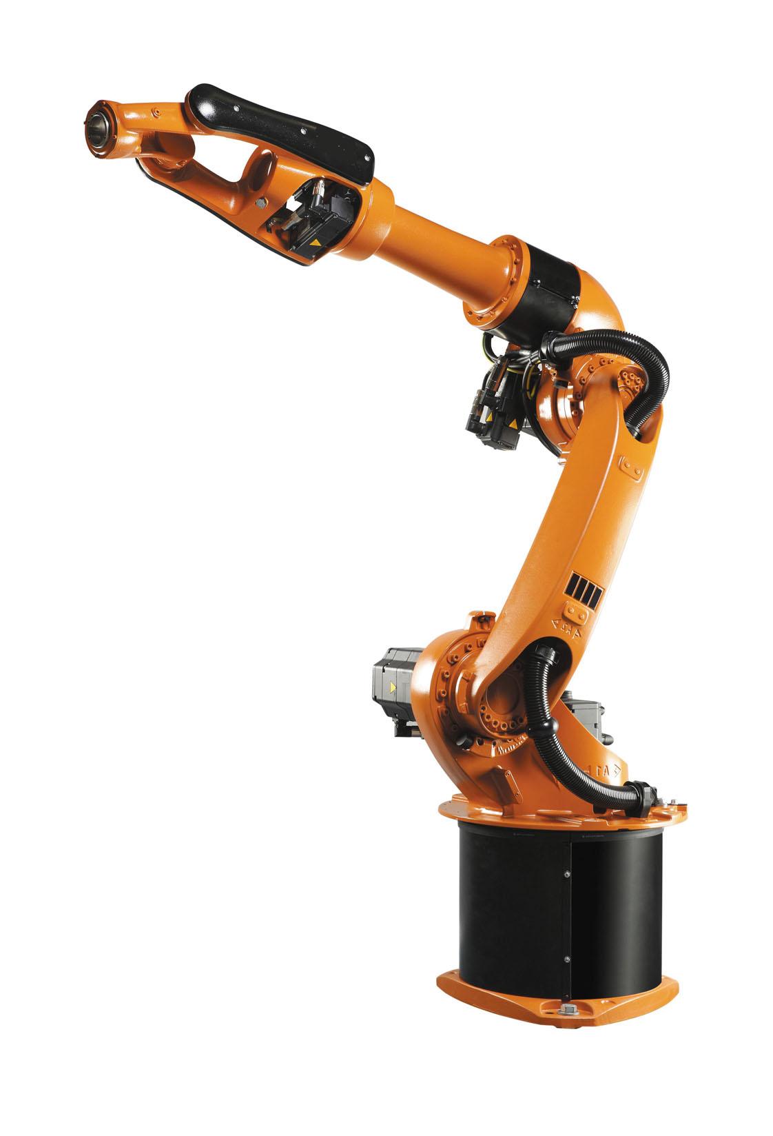 Рис. 1. Антропоморфный промышленный робот