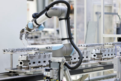 коллаборация роботов