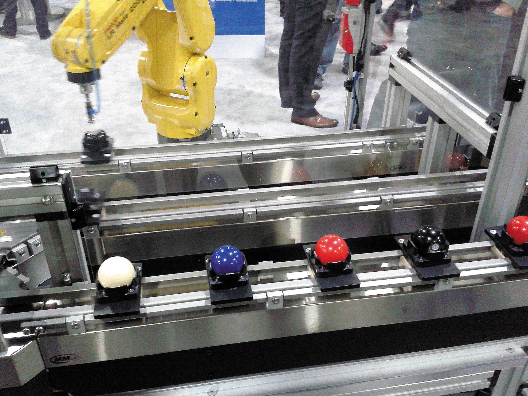 Линейная моторная система MagneMotion MagneMover Lite