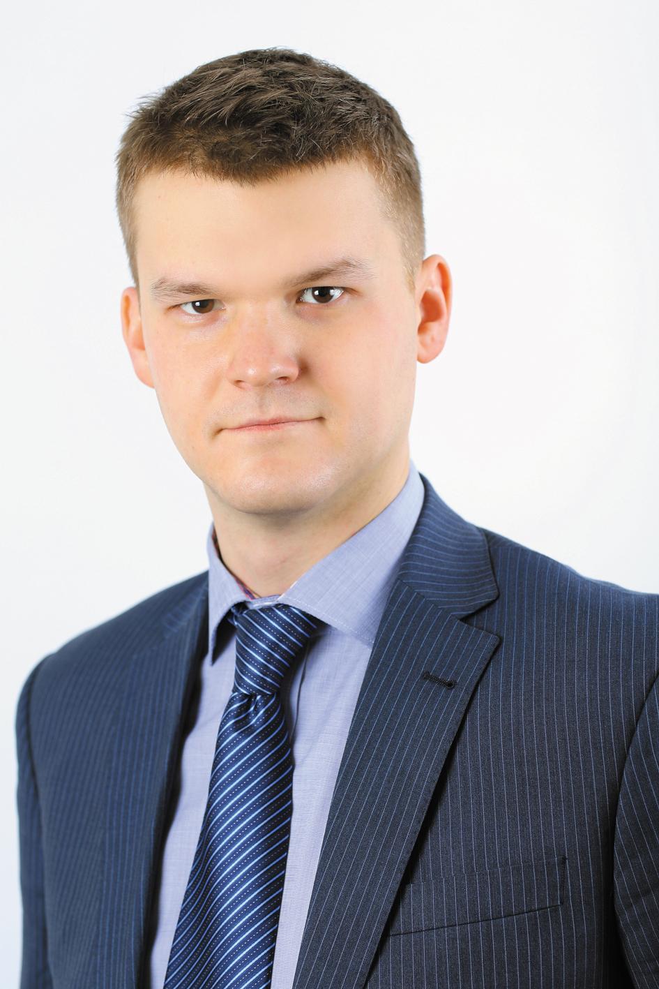 Алексей Бурочкин, Eaton