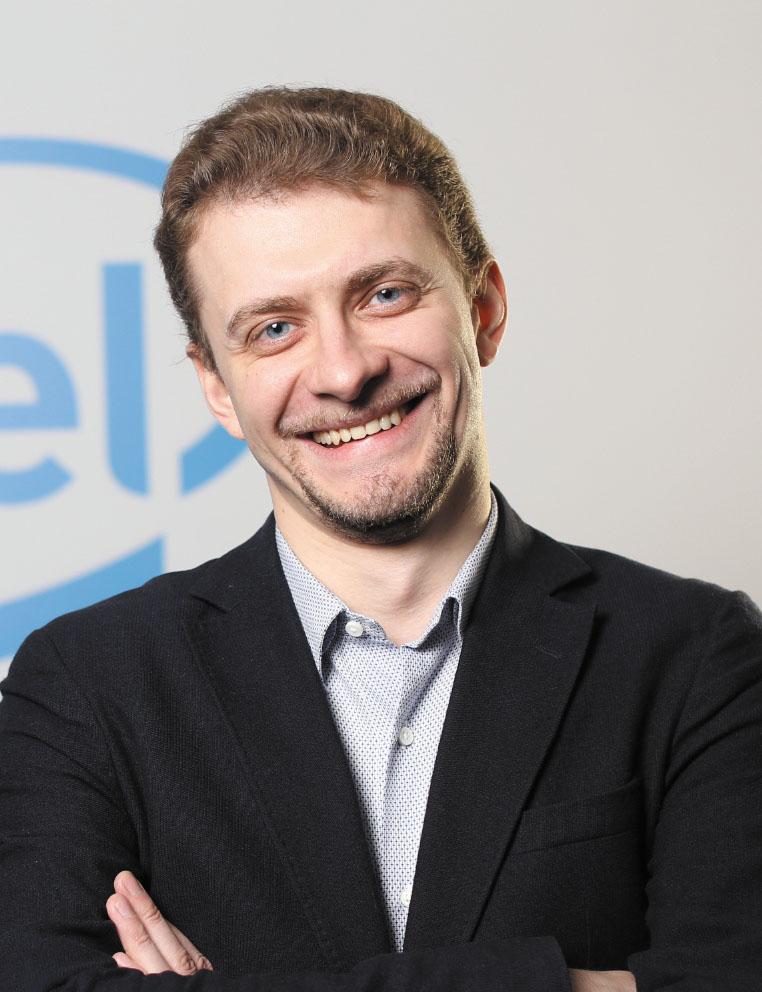 Игорь Рудым, менеджер по продажам встраиваемых решений Intel