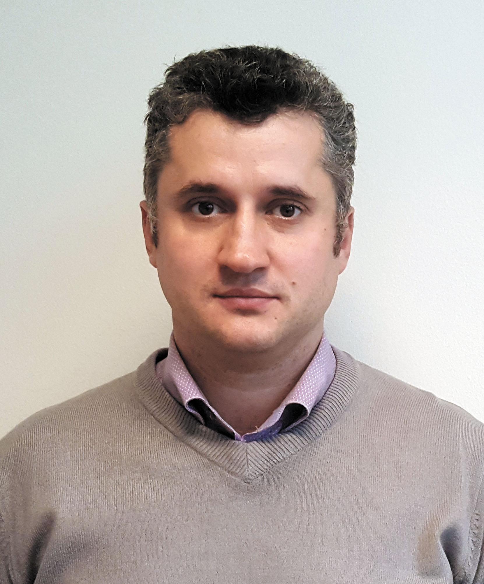 Алексей Новиков, первый заместитель генерального директора компании Rightech