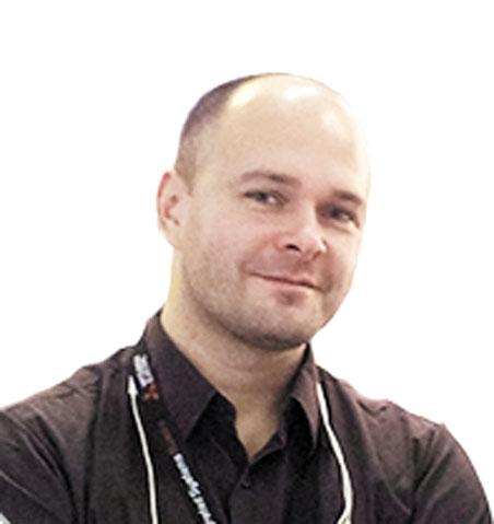 Николай Русанов, директор по развитию iRidium