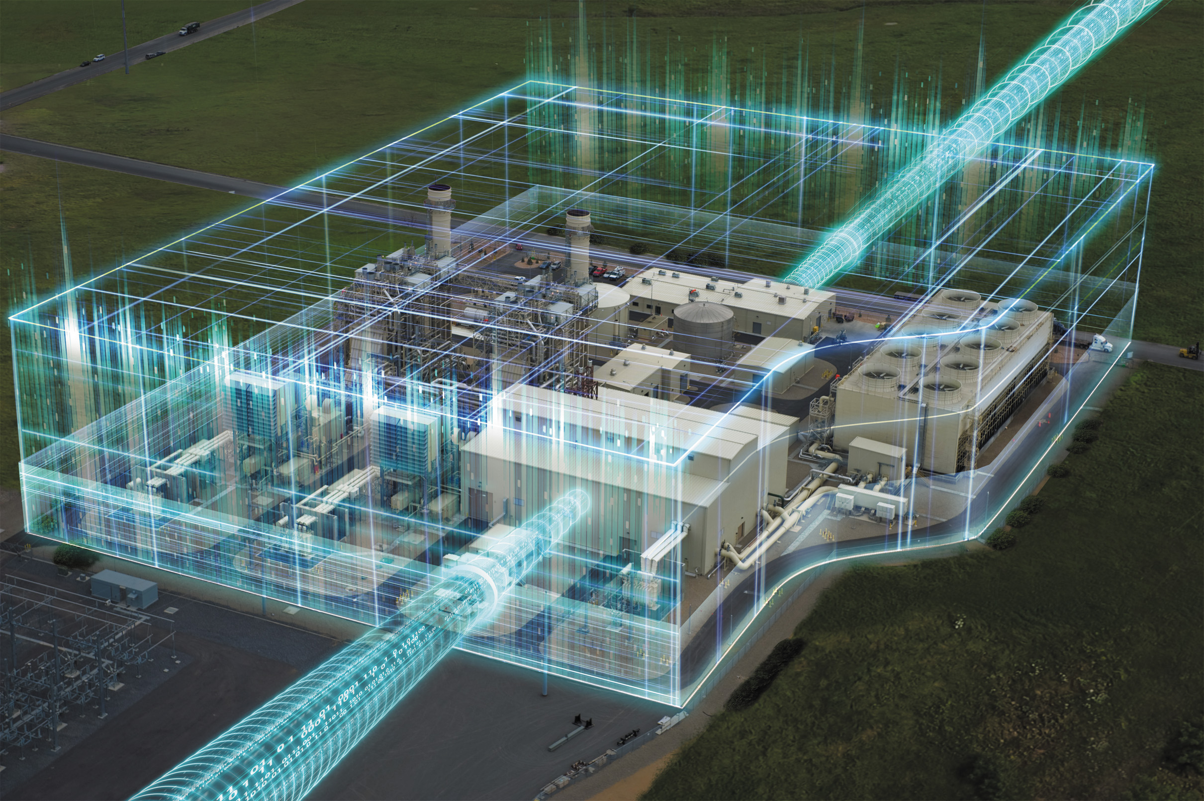 Smart Factory с использованием концепции MindSphere