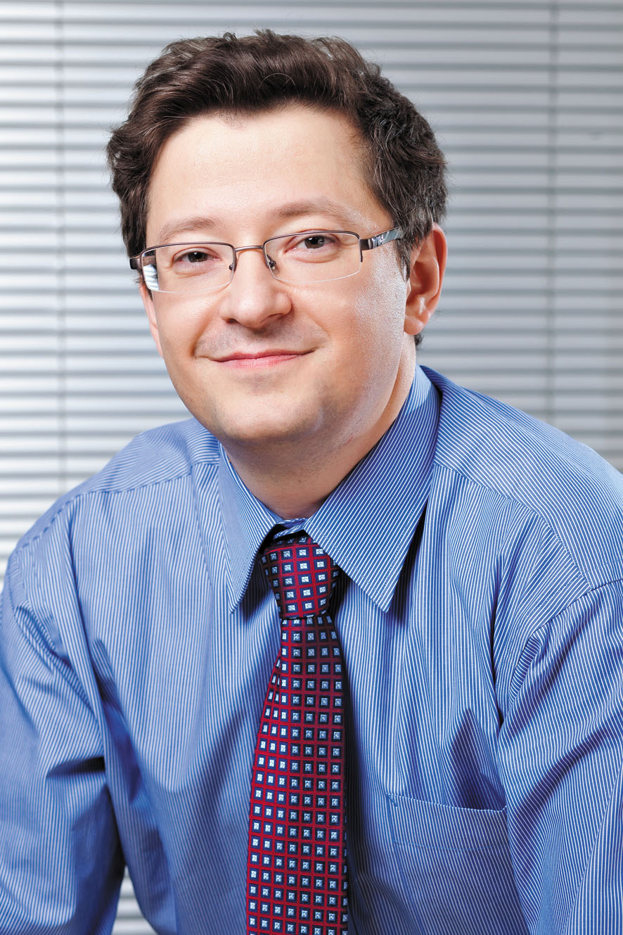 Сергей Халяпин, главный инженер представительства Citrix в России и странах СНГ