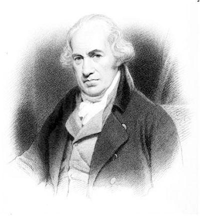 Джеймс Уатт (1736–1819)