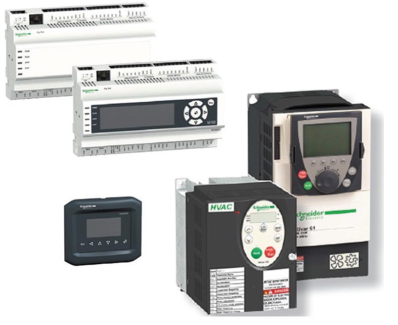 линейки оборудования для рынка HVAC&R