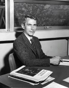 Клод Шеннон в Bell Labs (середина 1940-х гг.)