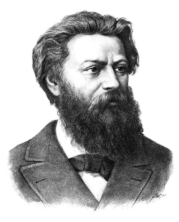 Рис. 3. Павел Николаевич Яблочков (1847-1894)