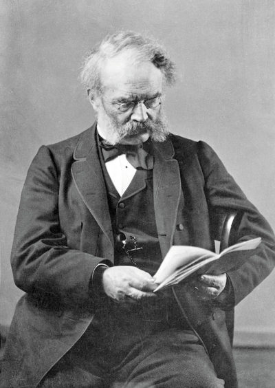 Рис. 1. Вернер фон Сименс (1816–1892)