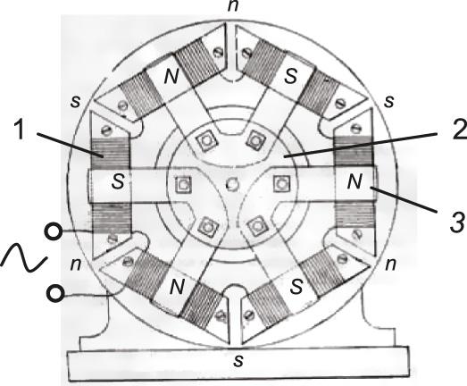 Двигатель Уитстона