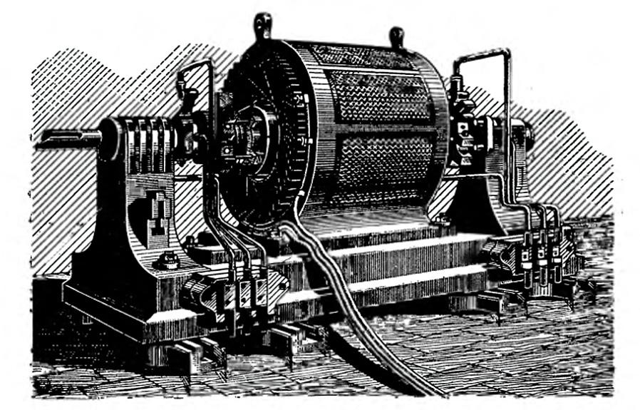 Асинхронный двигатель Доливо-Добровольского