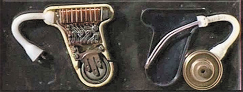 Первые микро-радиоприемники «Эра»
