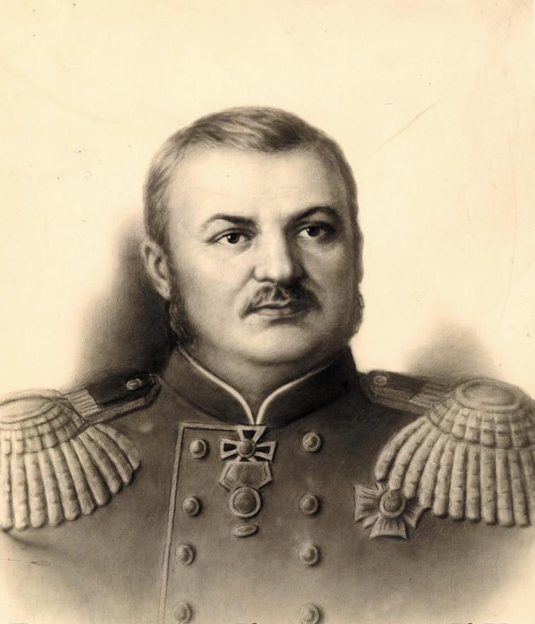 Генерал-лейтенант К. И. Константинов (1818 —1871)
