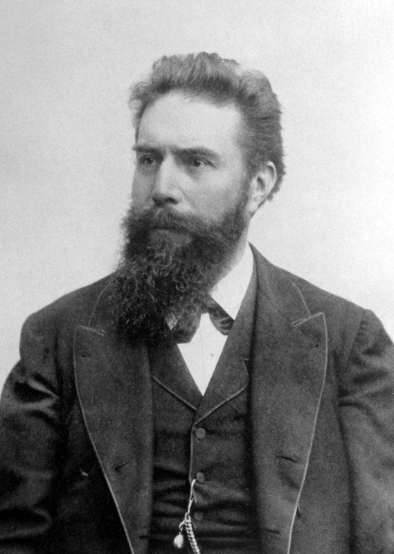Вильгельм Рентген (1845–1923)