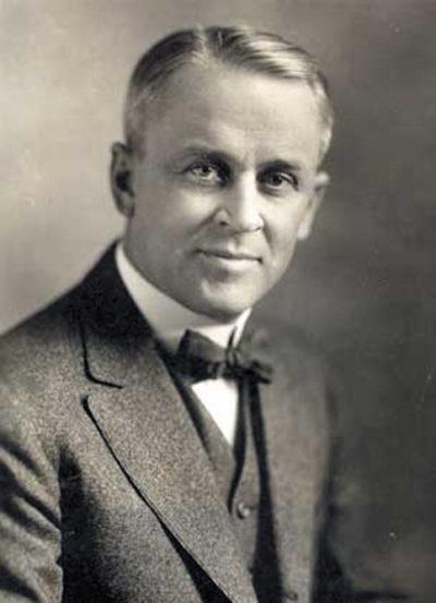 Роберт Милликен (1868–1953)