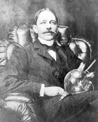 Питер Купер-Хьюитт (1861–1921)