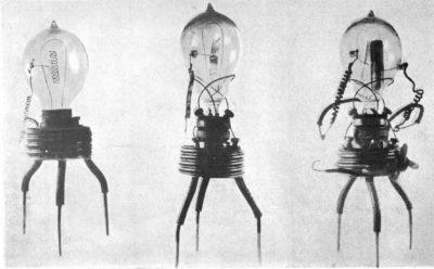 Первые вентили Флеминга