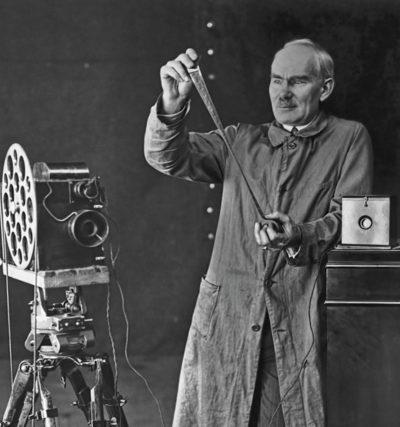 Аудион де Фореста — первая трехэлектродная электронная лампа