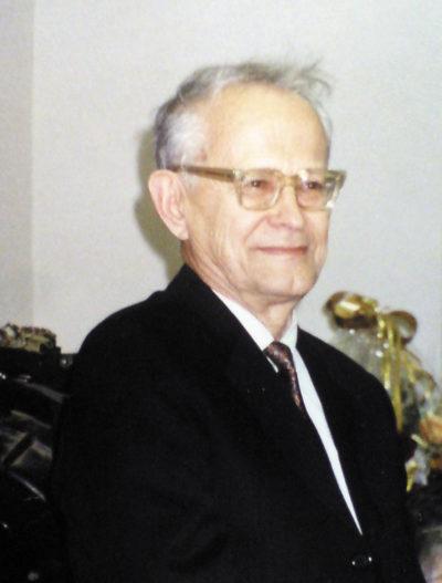 Игорь Васильевич Новожилов