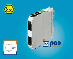 Ex I изоляторы для датчиков вибраций
