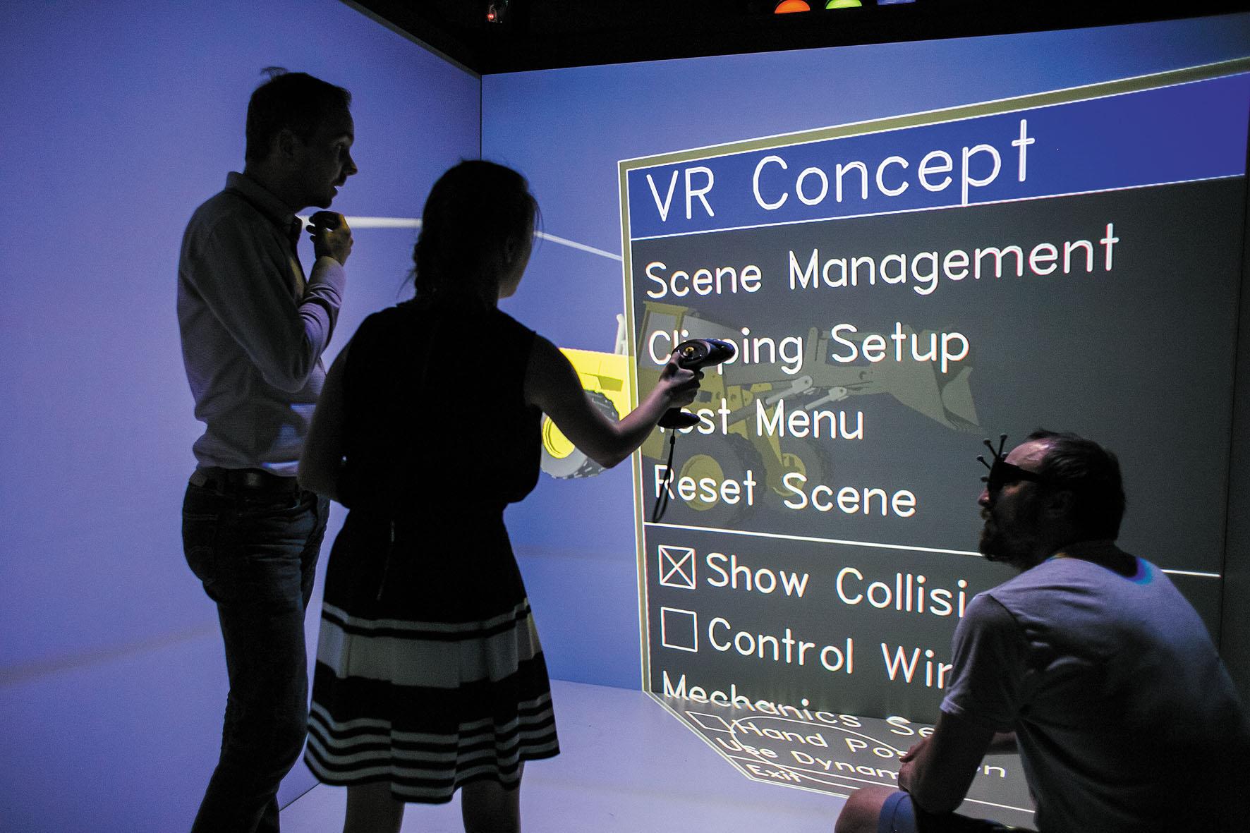 Рис. 2. Использование виртуального прототипирования в проекте