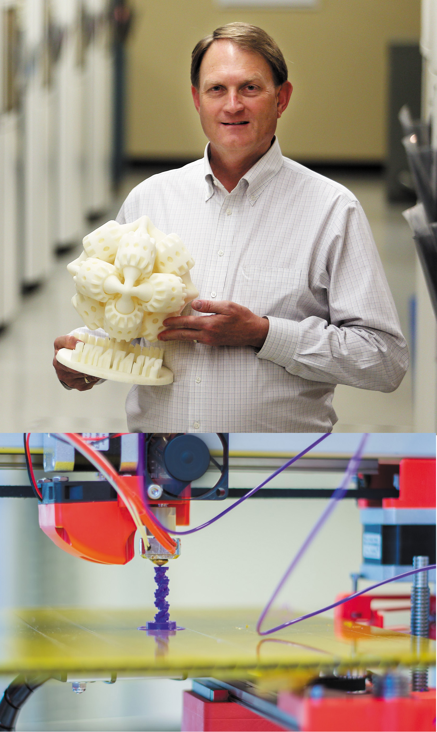 3D-печать методом послойного наплавления