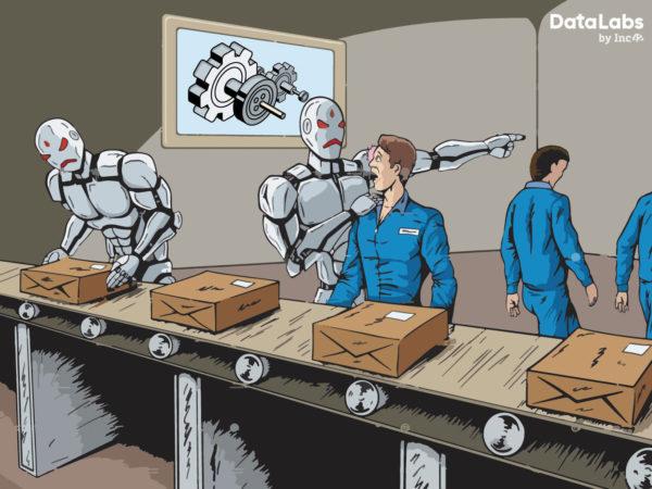 Искусственный интеллект и автоматизация командуют «На выход!»
