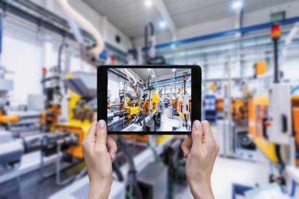 Высокотехнологичное роботизированное производство