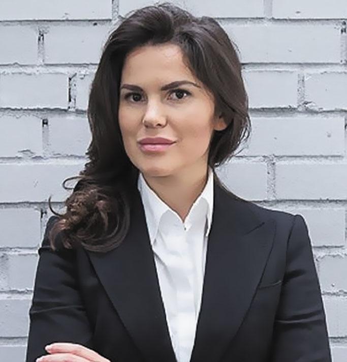 Ольга Прокофьева, ГК «Энергия»