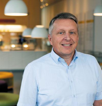 Дирк-Питер Пост (Dirk-Peter Post), руководитель отдела по управлению глобальной продукцией в сегменте круглых соединителей компании HARTING Electronics