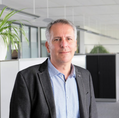 Юрген Зам (Jürgen Sahm), старший специалист по маркетингу в сегменте круглых соединителей компании Phoenix Contact