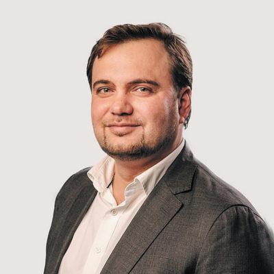 Артём Цыганок, руководитель департамента маркетинга и продаж «КОНСОМ ГРУПП».