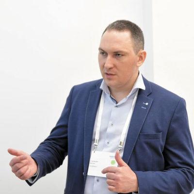 Антон Сталькин, консультант по направлению управления производством Siemens DI SW