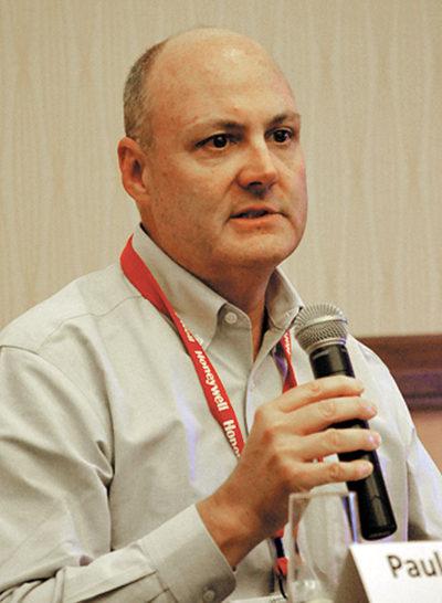 Пол МакЛафлин (Paul McLaughlin), главный инженер подразделеия «Промышленная автоматизация» компании Honeywell