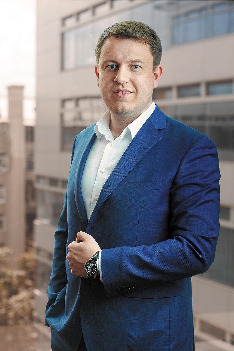 Алексей Паршиков, Schneider Electric