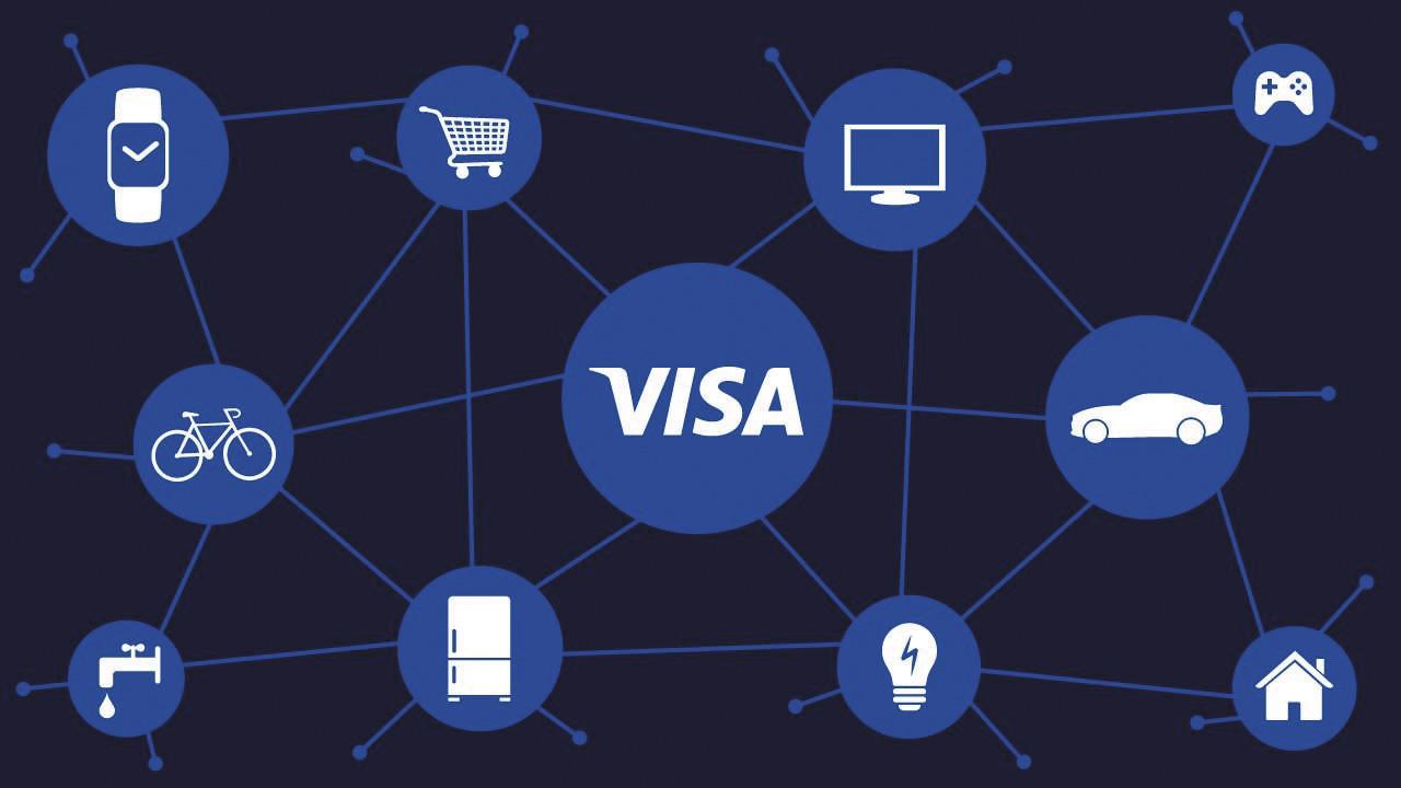 Безопасные платежи Visa и IoT