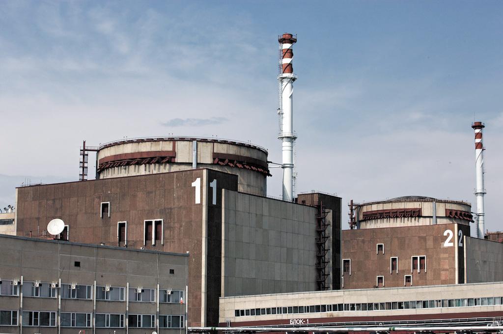 Атомная электростанция корпорации «Росатом»