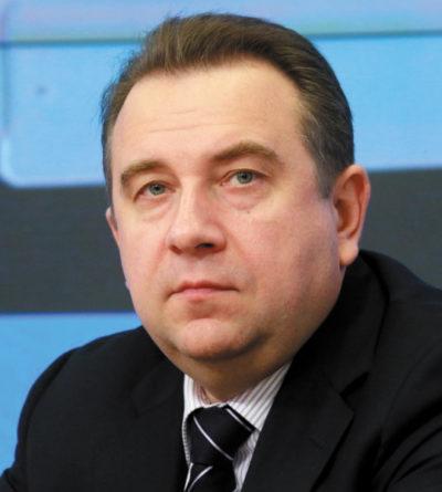 Алексей Рахманов, президент «Объединенной судостроительной корпорации»