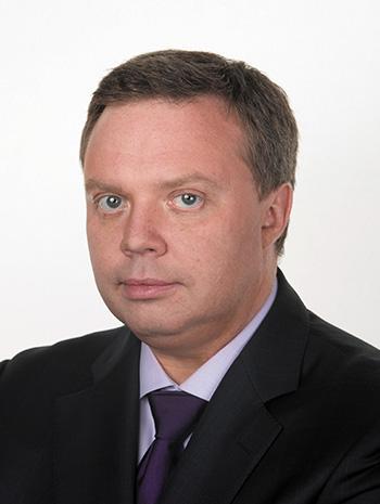 Кирилл Комаров, первый заместитель генерального директора, директор блока по развитию и международному бизнесу «Росатом»