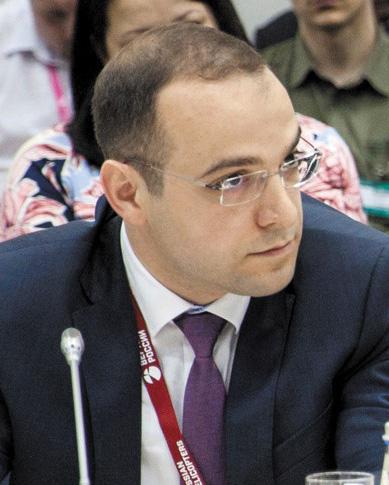 Михаил Рыбаков, исполнительный директор по производству «Вертолеты России»