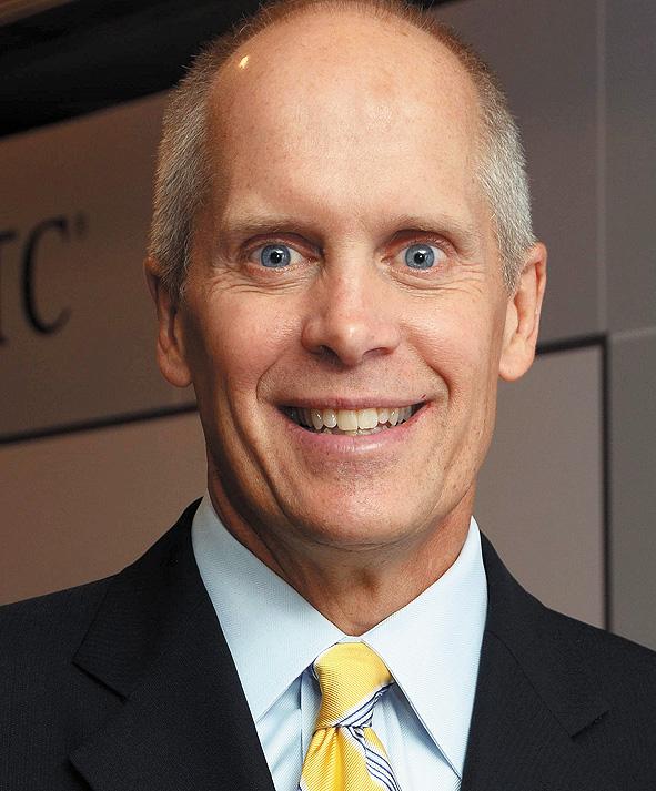 Джон Стюарт (John Stuart), вице-президент по стратегии Vuforia, PTC