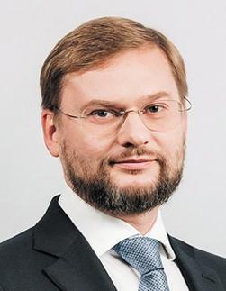 Антон Мальков, член правления корпорации «Галактика»