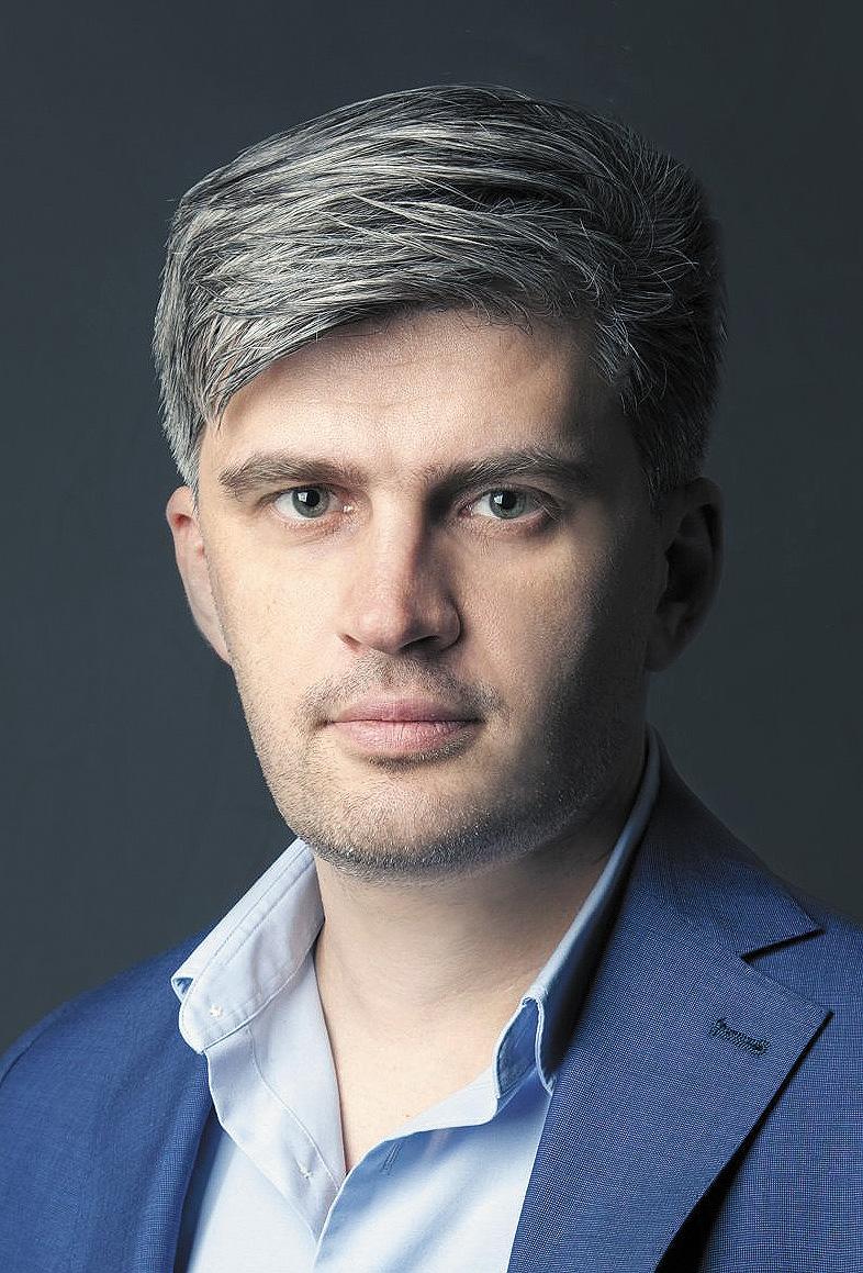Николай Легкодимов, руководитель группы консультирования по перспективным технологиям КПМГ в России и СНГ
