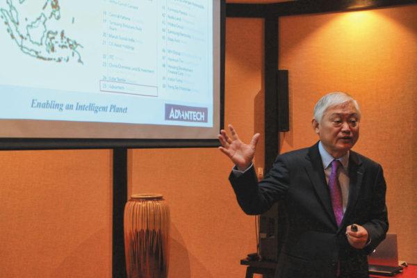 Чейни Хо, исполнительный директор и соучредитель компании Advantech