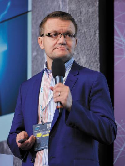 Сеппо Вахимаа (Seppo Vahimaa), генеральный директор Klinkmann / Wonderware Russia&CIS