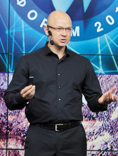 Константин Шитов, руководитель направления по развитию партнерской сети Russia&CIS AVEVA